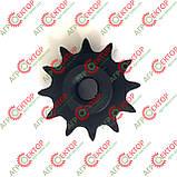 Зірочка натяжна пластикова сівалки Great Plains 817-025C, фото 3