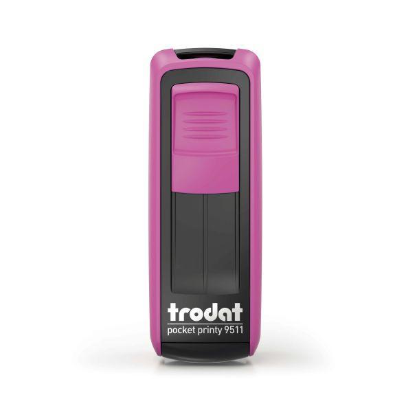 Оснастка Trodat 9511 карманная для штампа 38x14 мм