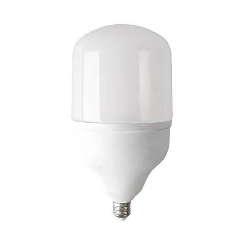 Лампа светодиодная ЕВРОСВЕТ VIS-60-E27 60Вт 6400К (000040892), фото 2