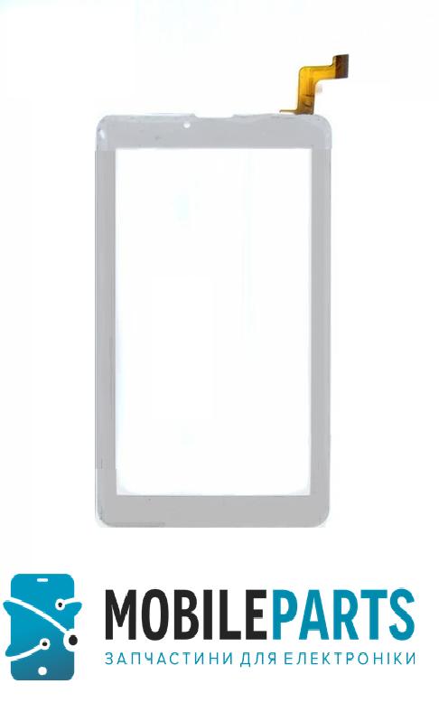 Сенсор (Тачскрин) для Archos 70b Helium (184*104) (Белый) Оригинал Китай