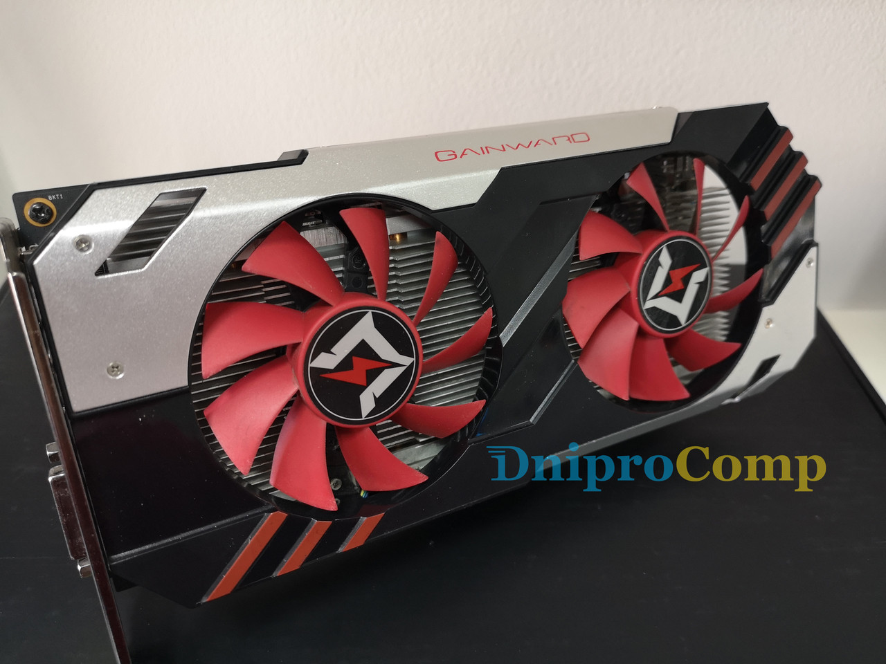 Видеокарта GAINWARD GeForce GTX 1060 BULK 6GB GDDR5 192-Bit