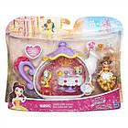 Игровой набор  Hasbro Disney Princess 7.5 см-для маленьких кукол Принцесс Комната для чаепития Белль B5346, фото 2
