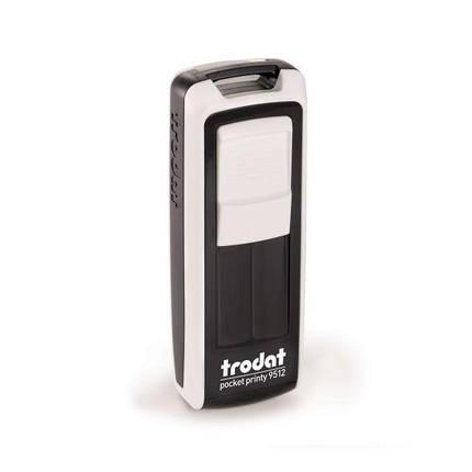 Оснастка Trodat 9512 кишенькова для штампа 47x17 мм, фото 2