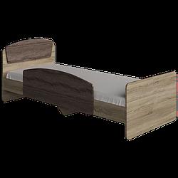 Кровать Астория-2 с боковым ограждением 190х80 Эверест