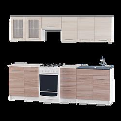 Кухня Эко набор 2.5 м Эверест