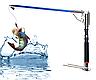 Самоподсекающая удочка TurboFish 2,4 метра, фото 7