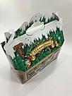 Новогодняя подарочная картонная упаковка для конфет 900 грамм, фото 3