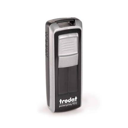Оснастка Trodat 9512 карманная для штампа 47x17 мм, фото 2