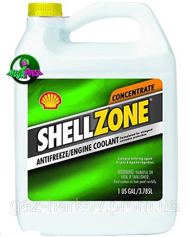 ShellZone Антифриз-концентрат зеленый G11 (-80) (3,785лтр.)