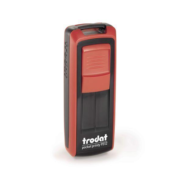 Оснастка Trodat 9512 кишенькова для штампа 47x17 мм