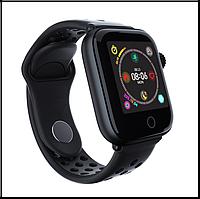Смарт годинник Senoix Z7 - Чорний моніторинг серцевого ритму спортивний водонепроникний браслет, фото 1