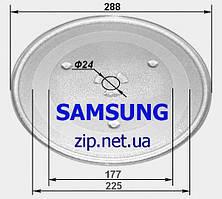 Тарелка для микроволновки 288 мм. Samsung