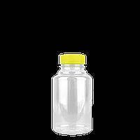 Бутылка ПЕТ 250мл с крышкой 5шт/уп диаметр горла 38