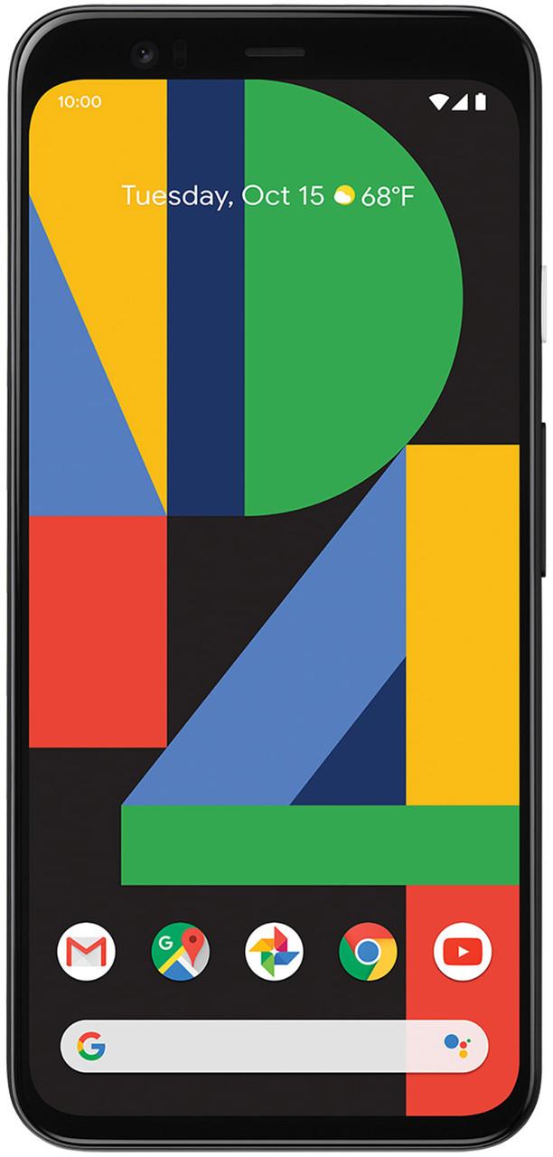 Смартфон Google Pixel 4 6/64Gb Just Black EU Гарантия 1 год