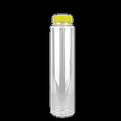 Бутылка ПЕТ 350мл с крышкой 5шт/уп диаметр горла 38мм
