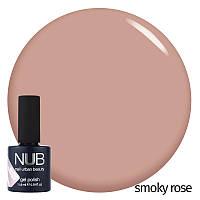 Гель-лак NUB Collection Maybe French? Smoky Rose (дымчатый розовый), 11.8 мл
