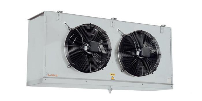 Воздухоохладитель SBE-81-230-GS-LT (повітроохолоджувач)