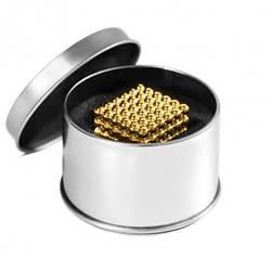 НЕОКУБ ЗОЛОТО, покрытие напыление частичками золота! + ПОДАРОК!