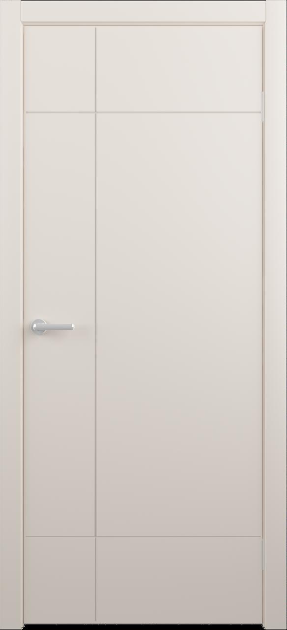 Дверь межкомнатная Albero Геометрия Альфа Vinil
