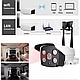 IP камера для видеонаблюдения уличная HD IP CAM 2.0 MP Ethernet + WiFi, фото 9