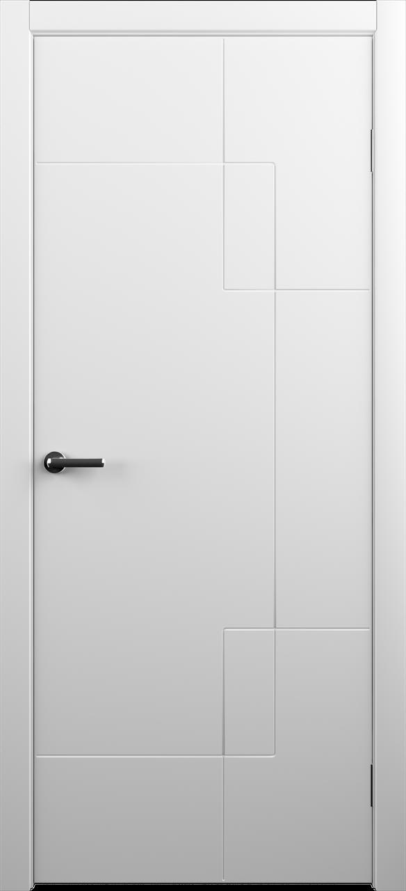 Дверь межкомнатная Albero Геометрия Бета Vinil