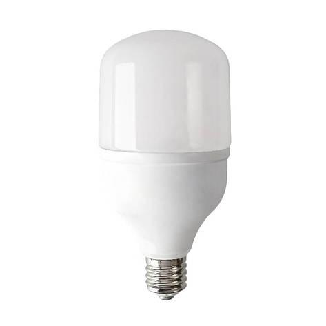 Лампа светодиодная ЕВРОСВЕТ VIS-60-E40 60Вт 6400К (000040897), фото 2