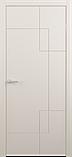 Дверь межкомнатная Albero Геометрия Бета Vinil, фото 2