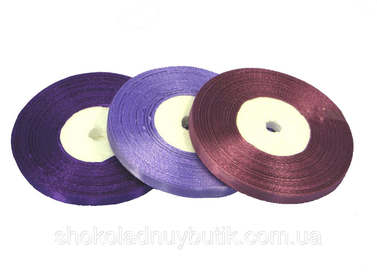 Лента атласная 6мм *№ 182 Фиолетовая*