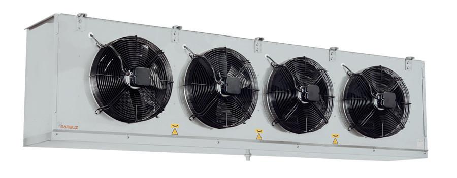 Воздухоохладитель SBE-84-450L-GS-LT (повітроохолоджувач)