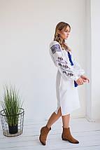 Українська вишита сукня з орнаментом Доля, фото 2