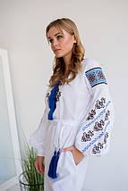 Украинское платье вышиванка с орнаментом Судьба, фото 3