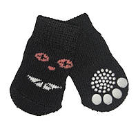 Носки для собак «Хэллоуин», размер S 4 шт.