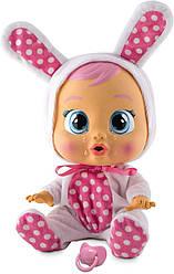 Кукла пупс плакса Конни зайка MC Toys Cry Babies Coney