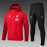 """Спортивный тренировочный костюм Ливерпуль """"Liverpool"""", ветровка и штаны"""