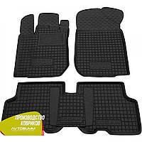 Резиновые коврики Renault Logan 2013-2020 Avto-gumm