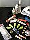 Стартовый набор для маникюра и педикюра лампа Sun5 сан5 база топ Kodi, фото 5