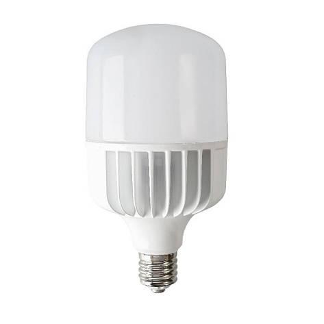 Лампа светодиодная ЕВРОСВЕТ VIS-80-E40 80Вт 6400К (000040893), фото 2