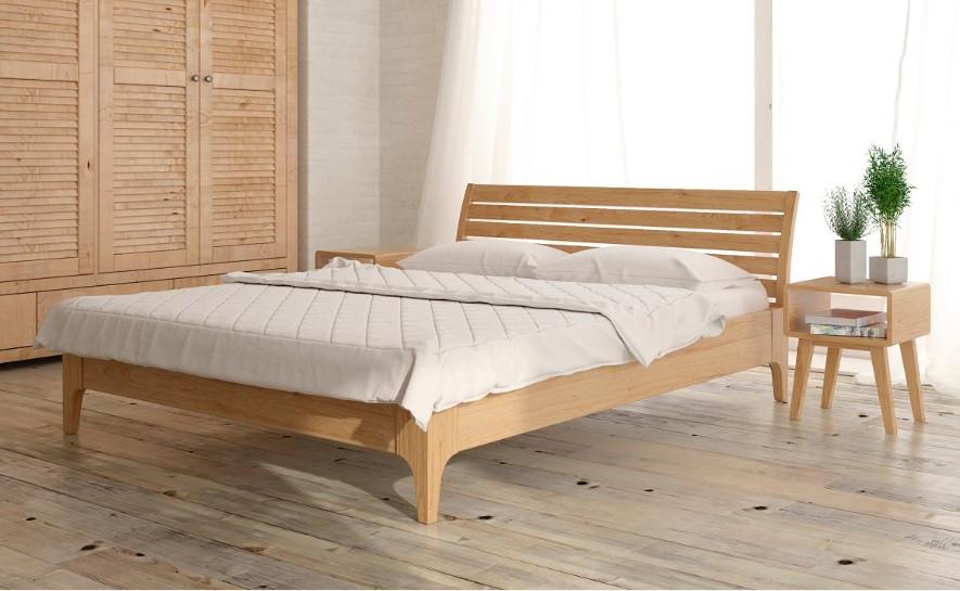 Деревянная кровать Вайда