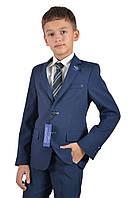Пиджак школьный для мальчика Vels 2192 (26-28) (110-56-54, темно-синий)