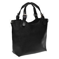 Женская сумка кожаная Ricco Grande 1L848-black