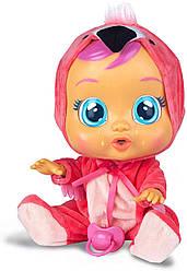 Кукла пупс плакса  Фанси Фламинго MC Toys Cry Babies  Fancy