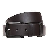 Мужской кожаный ремень Borsa Leather br-vchn-gen125R-BR1