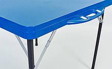Стол раскладной + 4 стула «TO-8833», фото 3