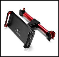 Універсальний автомобільний кронштейн Floome під телефон планшет на підголівник, фото 1