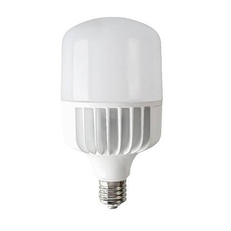 Лампа светодиодная ЕВРОСВЕТ VIS-100-E40 100Вт 6400К (000040894), фото 2