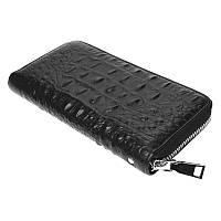 Мужской клатч кожаный Keizer K16002-1-black