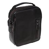 Мужская сумка кожаная Keizer K1566-brown