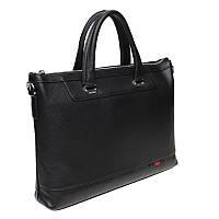 Мужская сумка кожаная Keizer K17600-black, фото 1