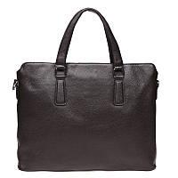 Мужская сумка кожаная Keizer K19152-1-brown, фото 1