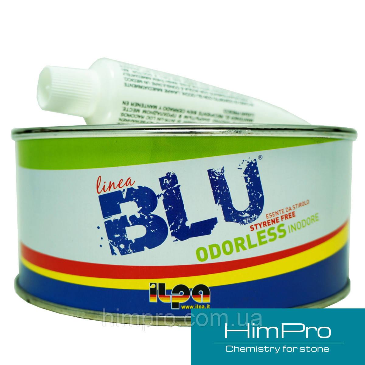 BLU LINE paglierino JOLLY 1L Двухкомпонентная мастика на основе акриловых и метакриловых растворителей